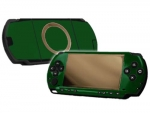 Sony PSP Skin :: Forest Green