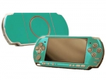 Sony PSP 3000 Skin :: Turquoise