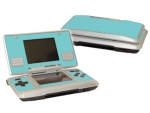 Nintendo DS Skin :: Ice Blue
