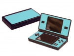 Nintendo DS Lite Skin :: Ice Blue