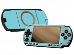 Sony PSP Skin :: Ice Blue