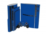 Sony PlayStation 3 Skin :: Blue