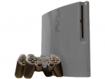 Sony PlayStation 3 Slim Skin :: Silver