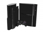 Sony PlayStation 3 Skin :: Matte Black