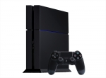 Sony PlayStation 4 Skin :: Matte Black