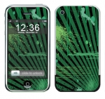 Apple iPhone Skin :: Splatter Green