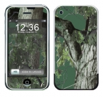 Apple iPhone Skin :: Tree Camo Green