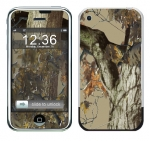 Apple iPhone Skin :: Tree Camo Tan