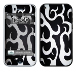 Apple iPhone 3 Skin :: Curly Contours