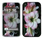 Apple iPhone 3 Skin :: Floral Grace
