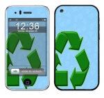 Apple iPhone 3 Skin :: Recycle