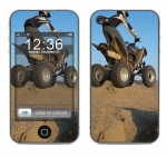 Apple iPhone 4 Skin :: ATV Rider