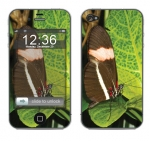 Apple iPhone 4 Skin :: Butterfly 1