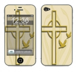 Apple iPhone 4 Skin :: Christian 1