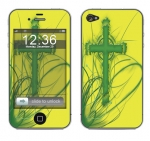Apple iPhone 4 Skin :: Christian 2