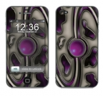Apple iPhone 4 Skin :: Cynic Purple