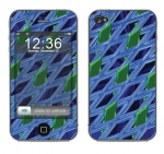 Apple iPhone 4 Skin :: Diamond Craze