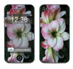 Apple iPhone 4 Skin :: Floral Grace