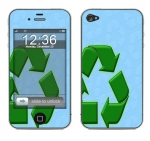 Apple iPhone 4 Skin :: Recycle