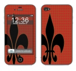 Apple iPhone 4 Skin :: Royal Heraldry