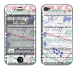 Apple iPhone 4 Skin :: Seniors 2012
