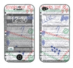 Apple iPhone 4 Skin :: Seniors 2013