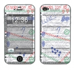 Apple iPhone 4 Skin :: Seniors 2014