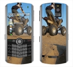BlackBerry Pearl 8100 Skin :: ATV Rider