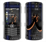 BlackBerry Pearl 8100 Skin :: Bio Hazard