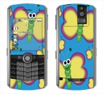 BlackBerry Pearl 8100 Skin :: Digital Butterfly