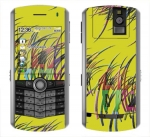 BlackBerry Pearl 8100 Skin :: Natures Circuit