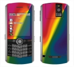 BlackBerry Pearl 8100 Skin :: Polar Spectrum