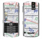 BlackBerry Pearl 8100 Skin :: Seniors 2014