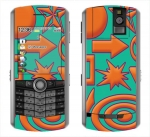 BlackBerry Pearl 8100 Skin :: Shape Up