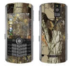 BlackBerry Pearl 8100 Skin :: Tree Camo Tan