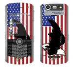 BlackBerry Pearl 8130 Skin :: American Flag 2