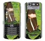 BlackBerry Pearl 8130 Skin :: Butterfly 1