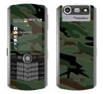 BlackBerry Pearl 8130 Skin :: Camo Green