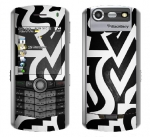 BlackBerry Pearl 8130 Skin :: Chaos Theory