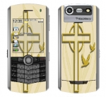 BlackBerry Pearl 8130 Skin :: Christian 1