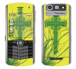 BlackBerry Pearl 8130 Skin :: Christian 2