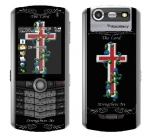 BlackBerry Pearl 8130 Skin :: Christian 3