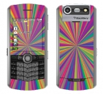 BlackBerry Pearl 8130 Skin :: Color Blast