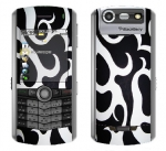 BlackBerry Pearl 8130 Skin :: Curly Contours