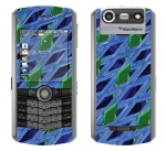 BlackBerry Pearl 8130 Skin :: Diamond Craze