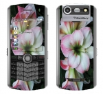 BlackBerry Pearl 8130 Skin :: Floral Grace