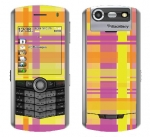 BlackBerry Pearl 8130 Skin :: Sun Kissed Plaid