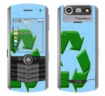 BlackBerry Pearl 8130 Skin :: Recycle