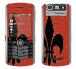 BlackBerry Pearl 8130 Skin :: Royal Heraldry