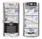 BlackBerry Pearl 8130 Skin :: Seniors 2012